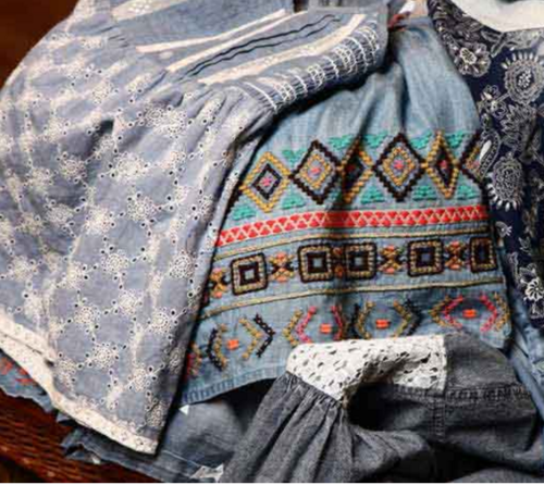 Denims Casual Wear From Orient Craft