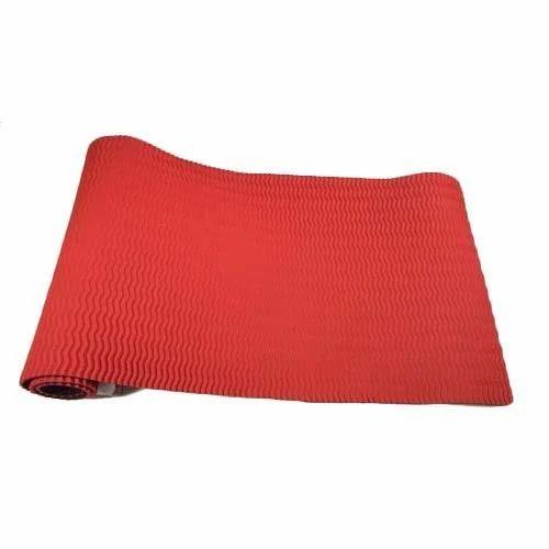 Red Relaxo Yoga Mat