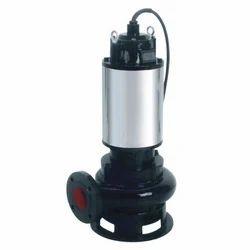 Submersible Cutter Sewage Pump