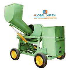 Mixer Machines For Construction Industry
