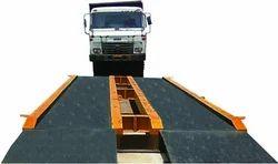 Heavy Duty Mobile Weighbridge