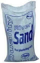 Black Silpoz Sand, For Plaster, Packaging Size: 40 Kgs