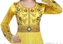 Designer Party Wear Caftan Dress