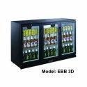 Glass Door Back Bar Refrigerator