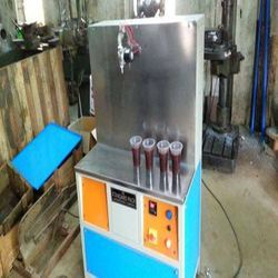 Fully Automatic Pneumatic FFS Machine Liquid Filling 5A