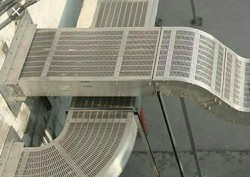 Power Work And Cable Tray Installment