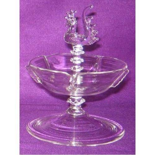 New Decorative Glass Articles, For Pooja And Home Decore, Size/Dimension: Standard