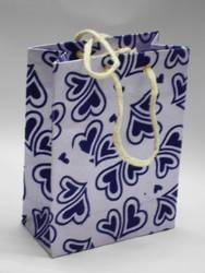 Printed Paper Carry Bag, For Shopping