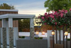 Landscaping  3d Rendering Services