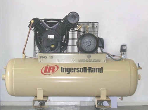 1 Hp And 15 Hp Ingersoll Rand Air Compressor 7100