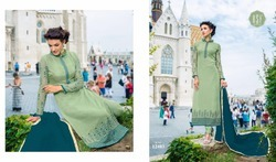 Fancy Designer Party Wear Salwar Suit