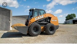 New CASE Skid Steer Loader, Not Available for Demo, Fuel Tank Capacity: 300 L