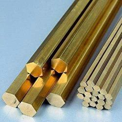 Brass Hex Rod