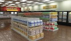Retail Store Fabrication Services