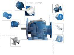 In - Line Helical Gear Box