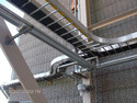 SS Industrial Ladder Cable Tray