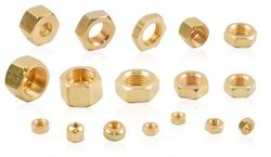Brass Nuts, For Bathroom Fitting
