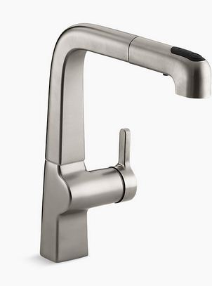 Evoke Single Control Pullout Kitchen Faucet At Rs 77580 नलक