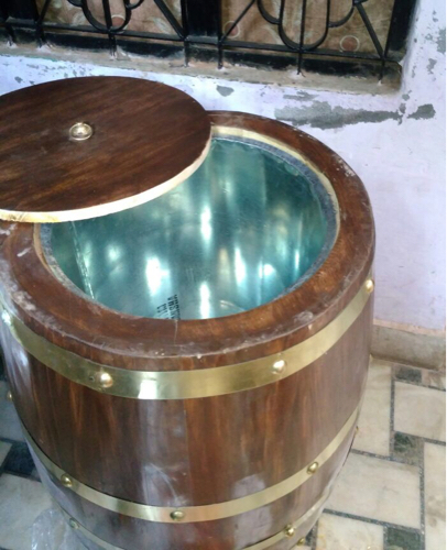 Wooden Barrels For Decoration Capacity 5 And 20 Id 20032798762