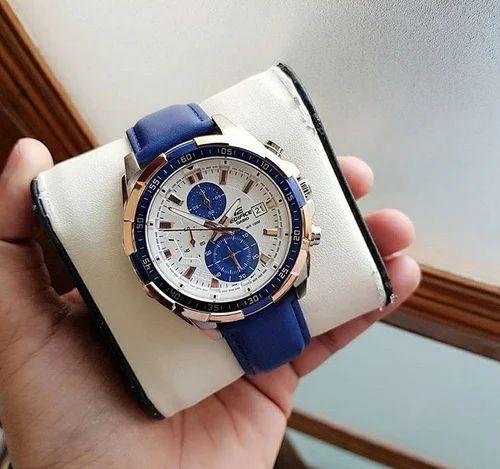 8ffa5b69b00948 Bluep Casio Edifice Watches, EFR 539, Rs 2499 /box, Luxury Demands ...