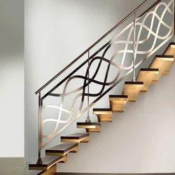 Designer Wood Stairs