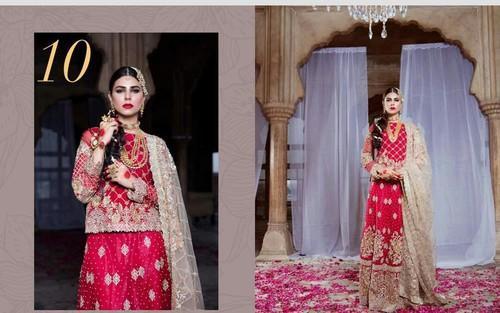 b8eb52bed4 embroyal by serene Luxury Chiffon eid collection - Serene Eid ...