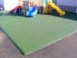 Interior & Exterior Rubberized Flooring