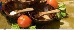 Bowl And Palmwood Spoon