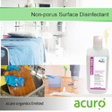 Non-Porous Surface Disinfectant