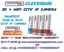 CCTV Camera IP Wifi Wireless