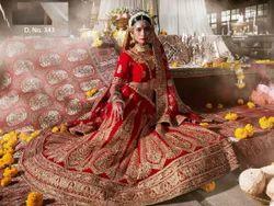 Designer Ghagra Choli