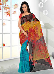 Latest Casual Saree