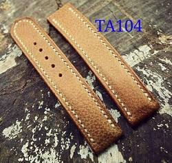 Regular Leather Watch Strap
