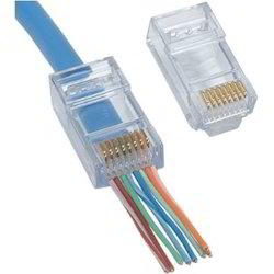 Packet LAN Cable Connector