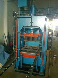 Fly Ash Bricks Machine Semi Auto