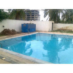 Swimming Pool Water Heating System