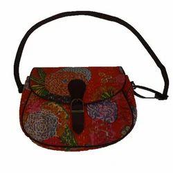 Women Cotton Sling Bags