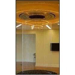 String Water Curtain Fountain