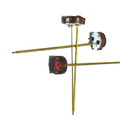 Dual Safety Rod Thermostat