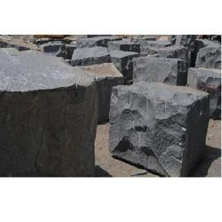 Black Galaxy Granite Rough Block