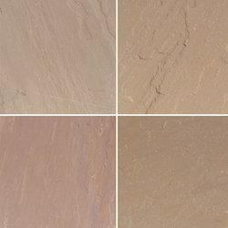 Slab Red Modak Sandstone, for Wall Tile, Thickness: 15-30 Mm