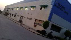 Concrete Frame Structures Industrial Construction Service, Waterproofing System
