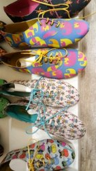 Printed Ladies Shoes