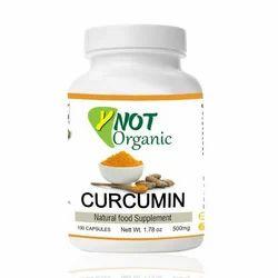 Organic Curcumin Capsules