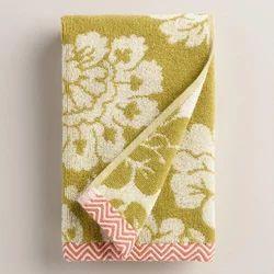 Jacquard Hand Towel