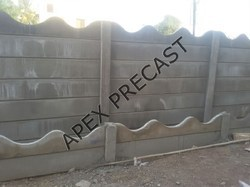 Readymade RCC Precast Panel Wall