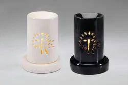 Lemon Grass Ceramic Round Shape Aroma Diffuser