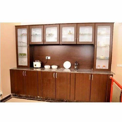 Modular Crockery Cabinet, क्रॉकरी यूनिट