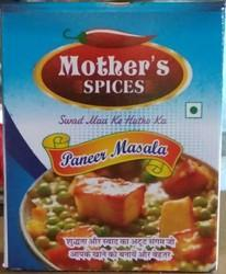spices moters Paneer Masala, 50g, Packaging: Packet