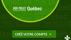 Mon Projet Quebec Open To Create An Account